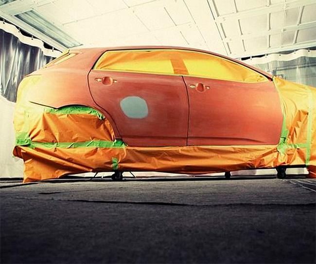 Colores y tendencias para la pintura de tu coche