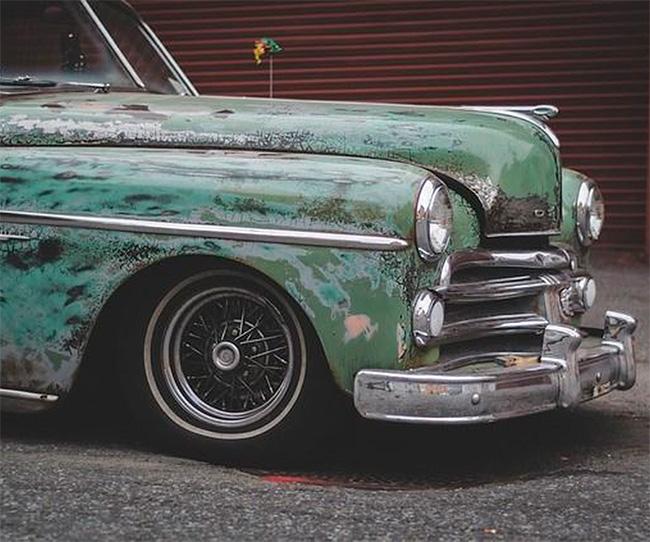 Vinilo líquido lo último en pintura para coches