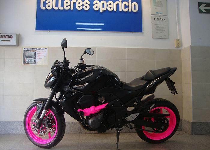 Personalización de motos