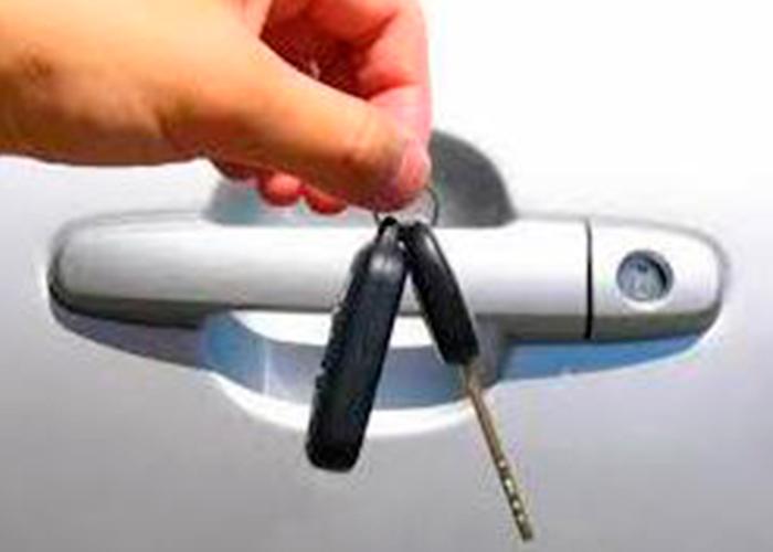 Recogida de vehículos a domicilio